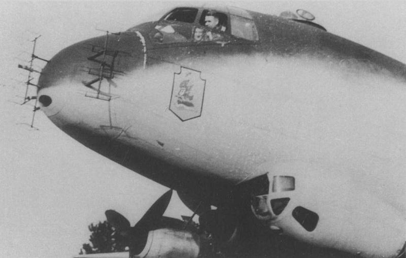 vol d'avions allemand en direction du japon ........vrais  Ju290-10