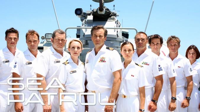 sea patrol : les playmettes et playboy's du mois de septembre (serie militaire d'australie) Seapat10