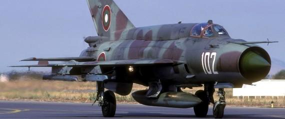 L'Etat islamique se serait emparé d'avions de chasse et apprendrait à les piloter Xlo3mv10