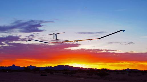 Un rapport parlementaire invite à s'intéresser aux applications militaires des drones stratosphériques Zephyr10