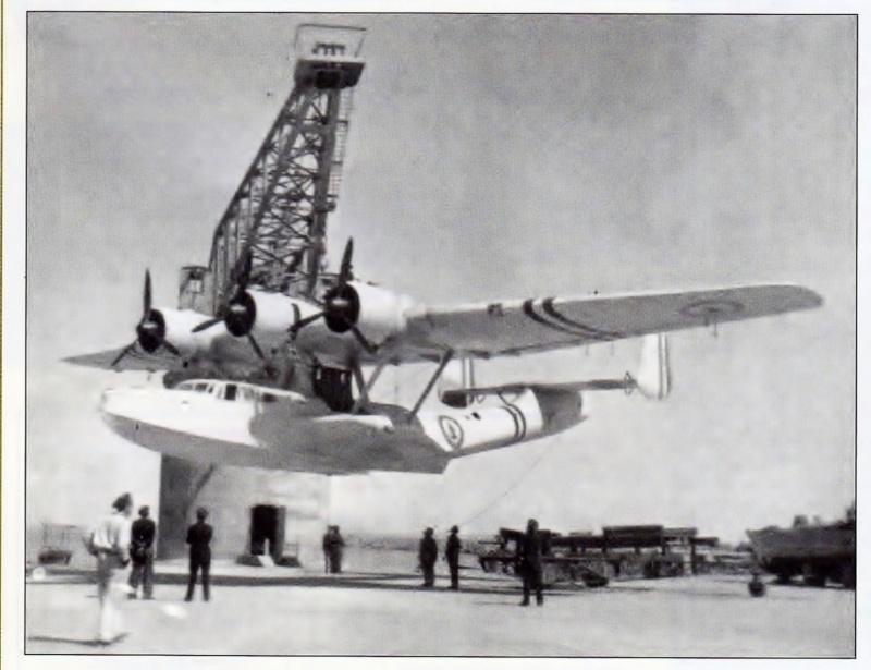 [Les anciens avions de l'aéro] Hydravion DORNIER  DO 24 D0-24_10