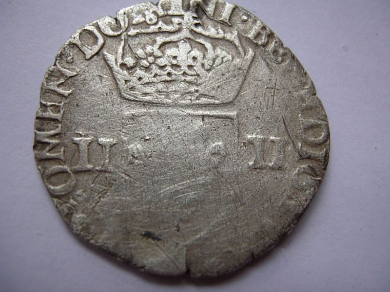 Quart d'écu de Henri III Quart_12
