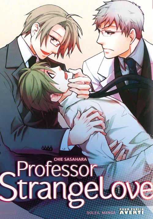Professor Strange Love (YAOI) Profes11