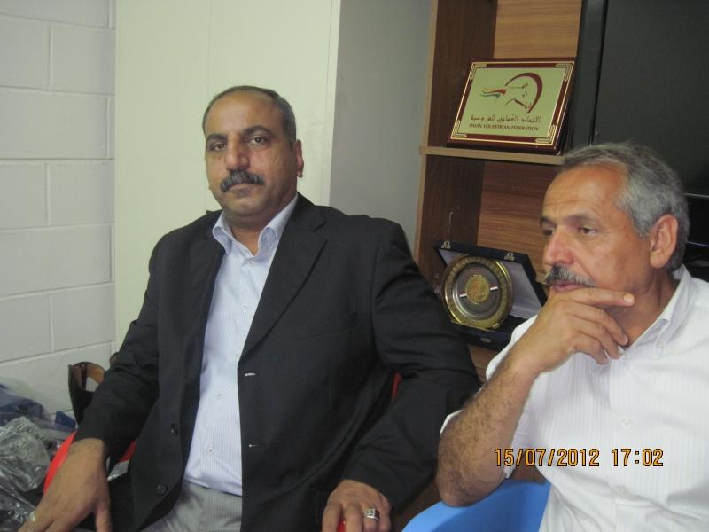 زيارة المدير الاقليمي لمنظمة OIEللعراق Img_2111