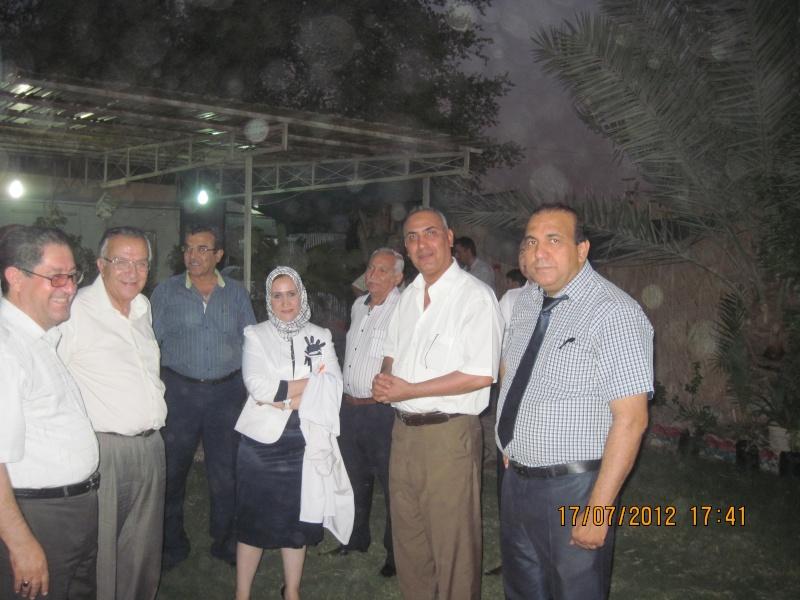زيارة المدير الاقليمي لمنظمة OIEللعراق Img_2213