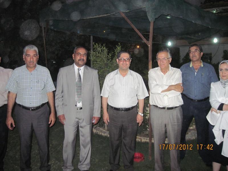 زيارة المدير الاقليمي لمنظمة OIEللعراق Img_2216