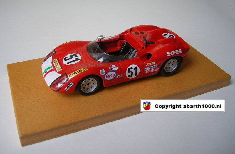 Abarth 1000 SP LM69 Sany0110