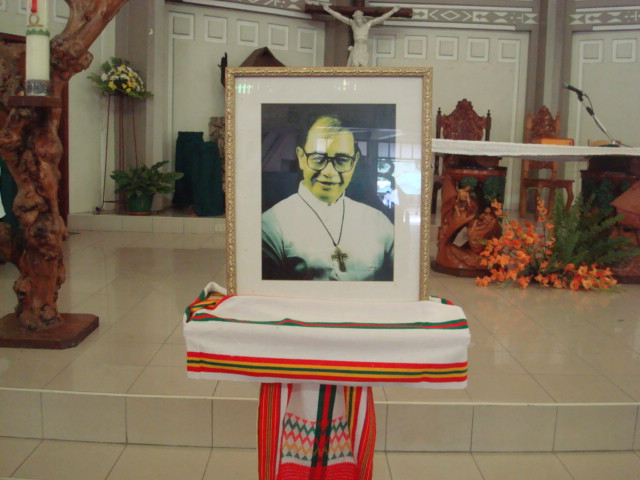 In Memory of Bishop Francisco Claver [January 20, 1929 - July 1, 2010]  Dsc00118