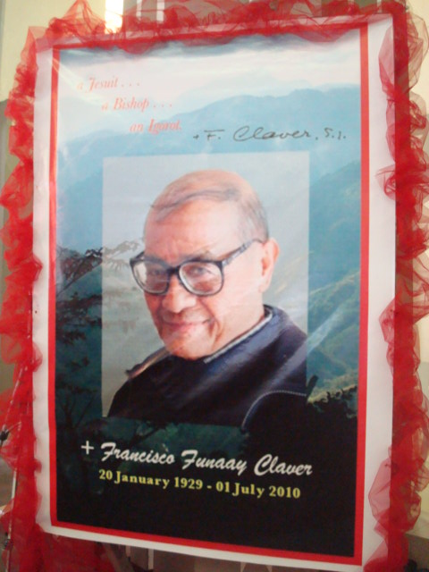 In Memory of Bishop Francisco Claver [January 20, 1929 - July 1, 2010]  Dsc00122