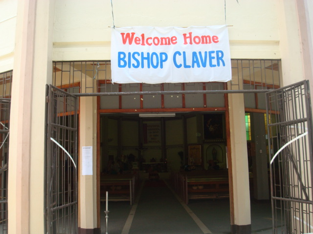 In Memory of Bishop Francisco Claver [January 20, 1929 - July 1, 2010]  Dsc00124