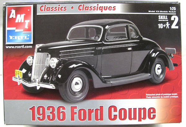 Ford '36 custom Amt_3110