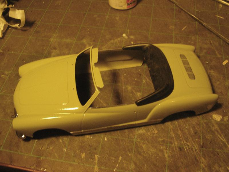 Karmann Ghia Vert Pampa - Page 2 Body111