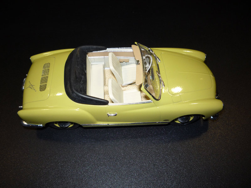 Karmann Ghia Vert Pampa  Ghia12