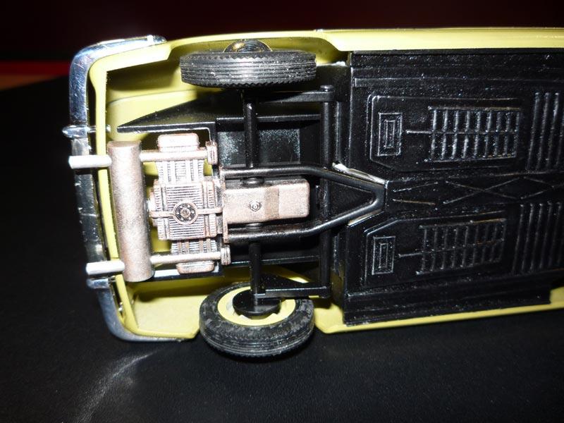 Karmann Ghia Vert Pampa  Ghia412