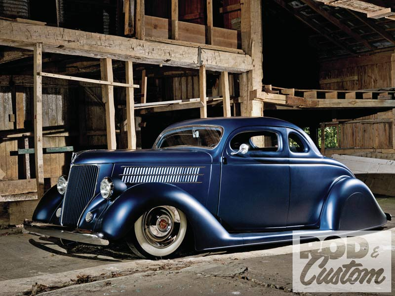 Ford '36 custom Inspir10