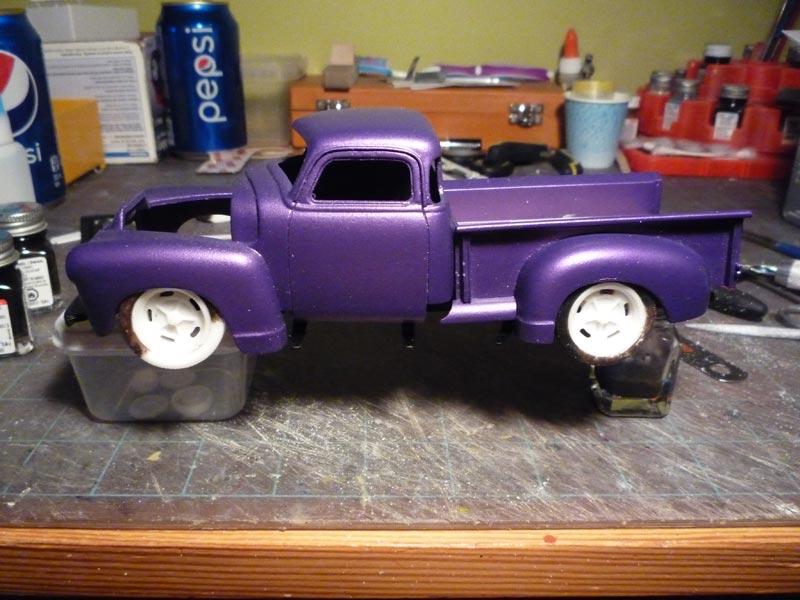 Chevy 1950 pickup Sit10