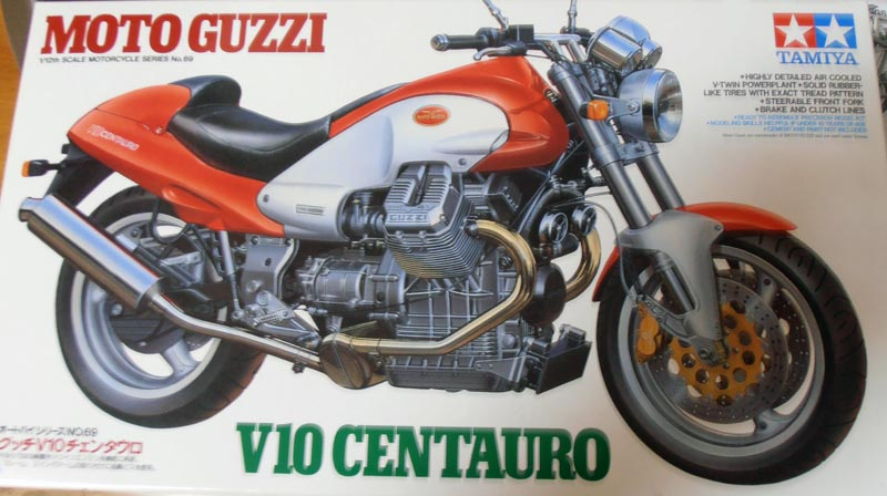 Moto Guzzi V10 Centauro Guzzi_10