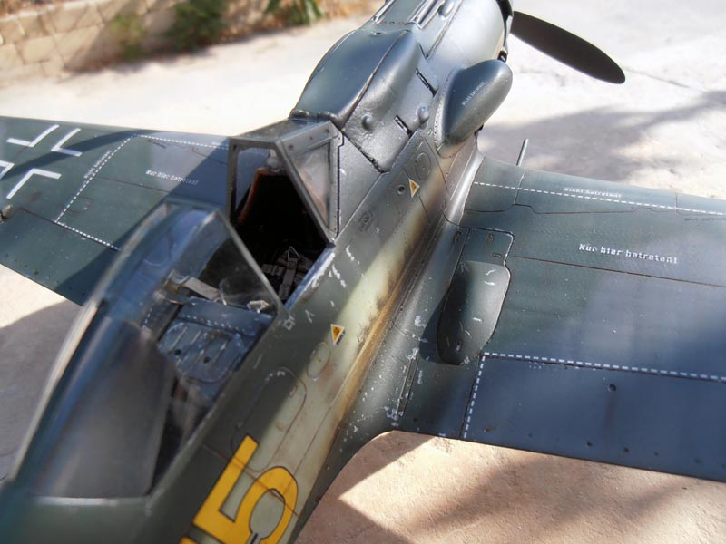 FW190-D9 of JG26 - Page 2 Red_1310