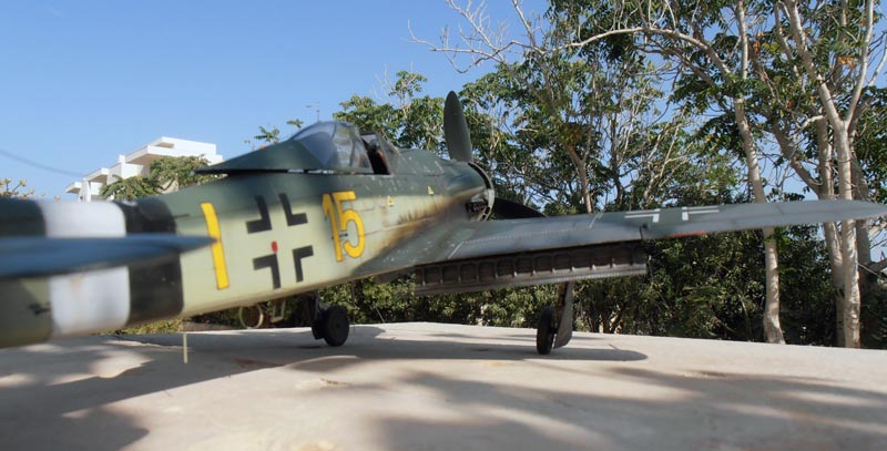 FW190-D9 of JG26 - Page 2 Red_1510
