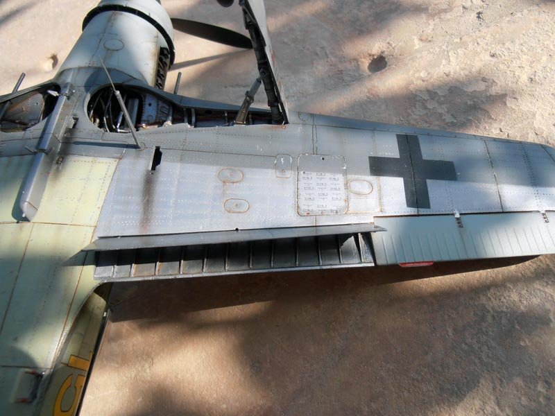 FW190-D9 of JG26 - Page 2 Red_1911