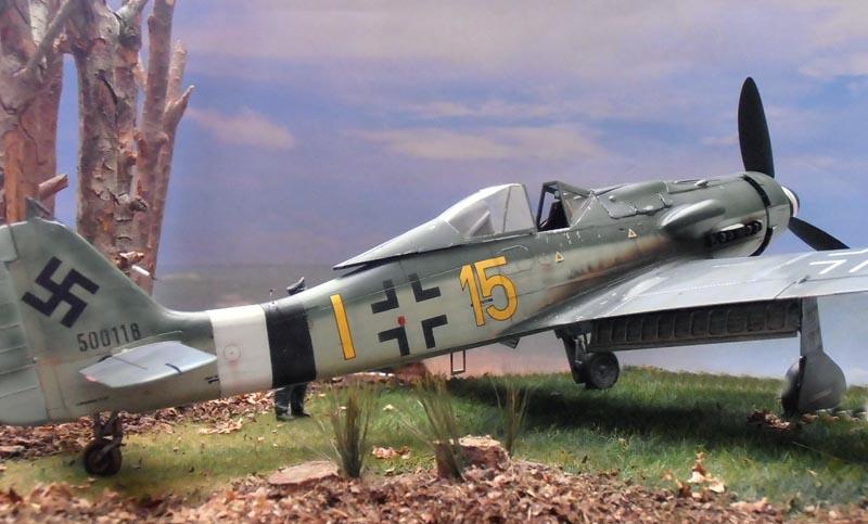FW190-D9 of JG26 - Page 3 Studio27