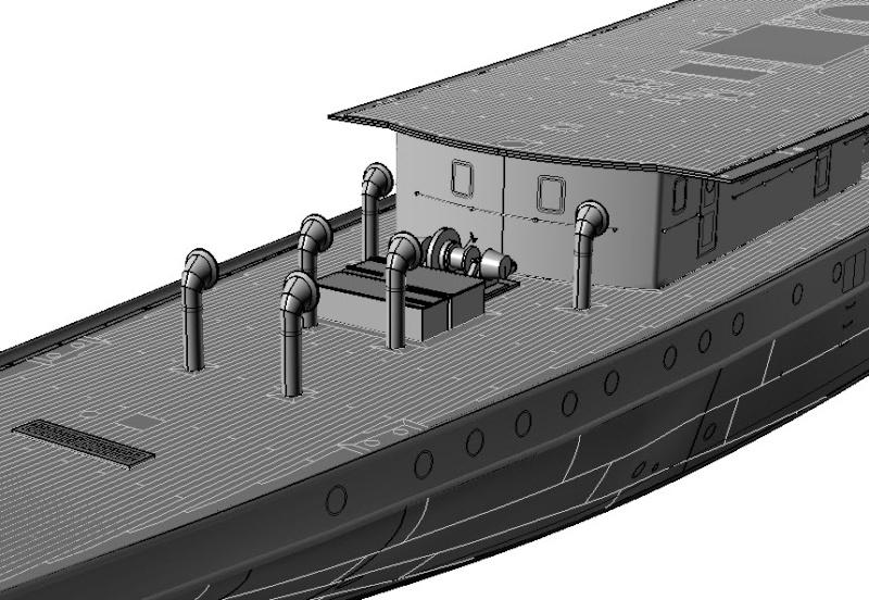 Gouvernementschiff Komet, 1911, Konstruktionsbericht  FERTIG - Seite 2 13_ren10