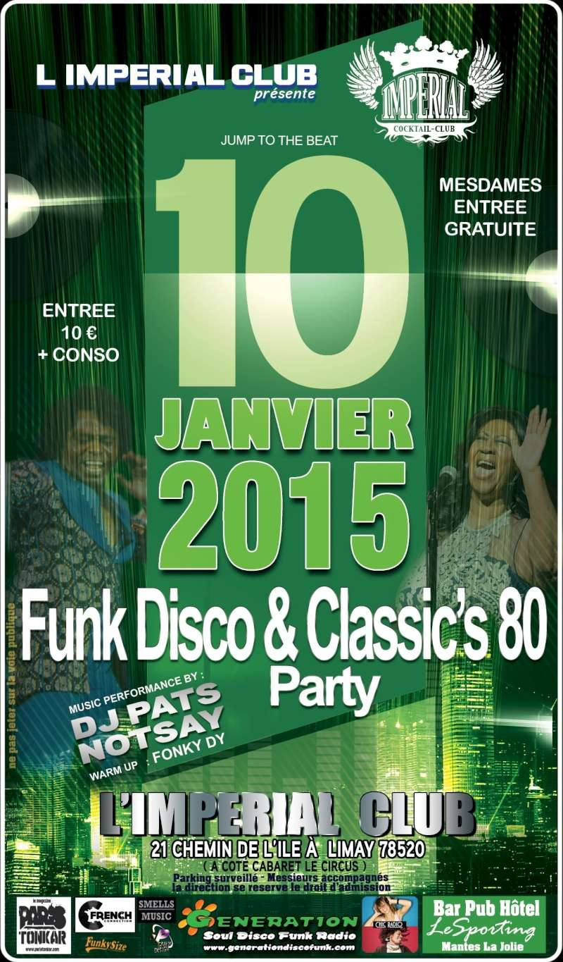 10 Janvier 2015  Jump to the Beat© | Limay | 78 | Impérial Club Flyer_12