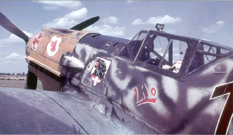 Airfix ME 109 1/72 - Tatzelwurm - FINISHED! - Page 2 97164210