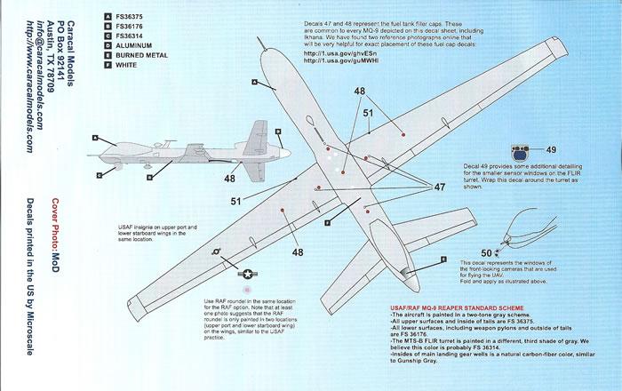 mq-9 reaper 1-48 Caraca10