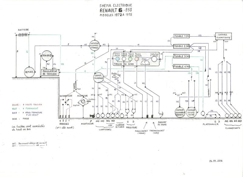 Schéma électrique R6_85011
