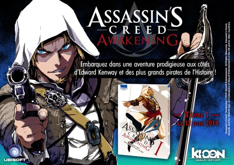 Les Mangas & Animés/Sentai - Page 2 Assass10