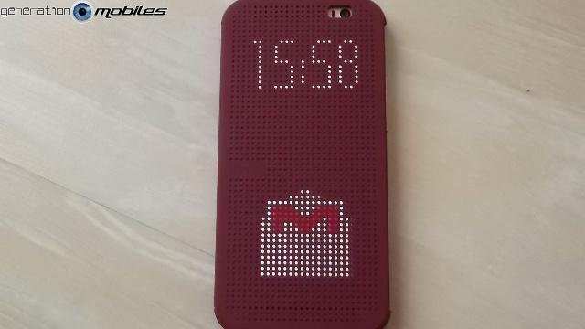[HOUSSE] Dot view - HTC One M8 - présentation perso Notif_10