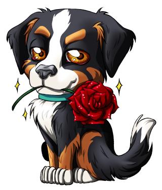 Concours de dessin n°16 [Mon rival est un chien] Chibi_10