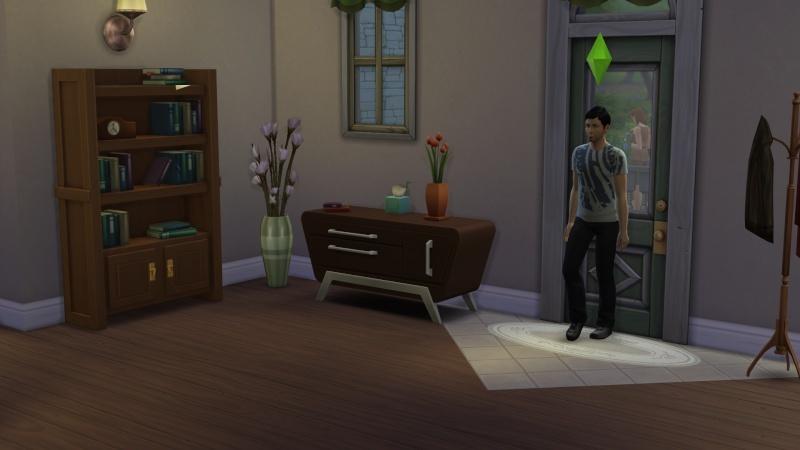 [Sims 4] Un souvenir de vos premiers instants de jeu 03-09-11