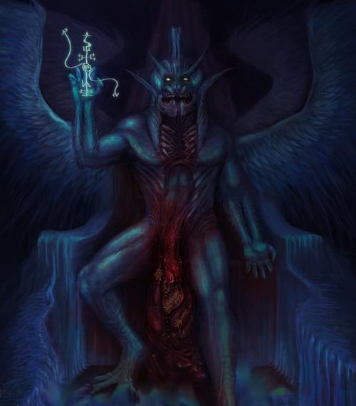 Roi démon Pazuzu Pazuzu10