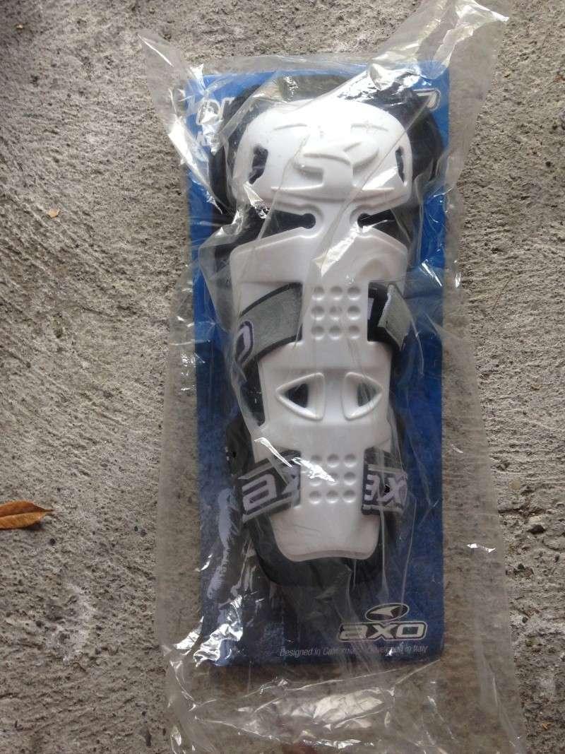 VDS Pack de 2 protections jambiere moto AXO Photo_18