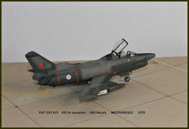 FIAT G 91  en Afrique - Page 2 G91_po10