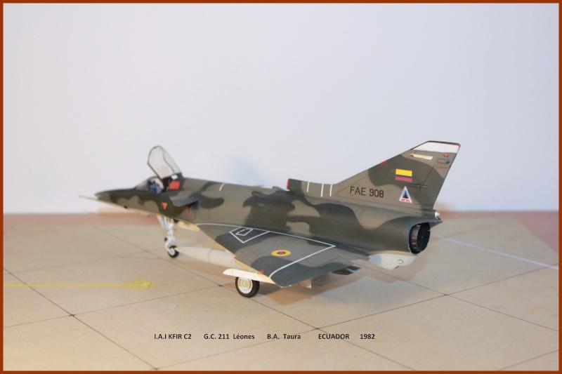 I.A.I  KFIR  C2   en Amérique du Sud    Img_6620