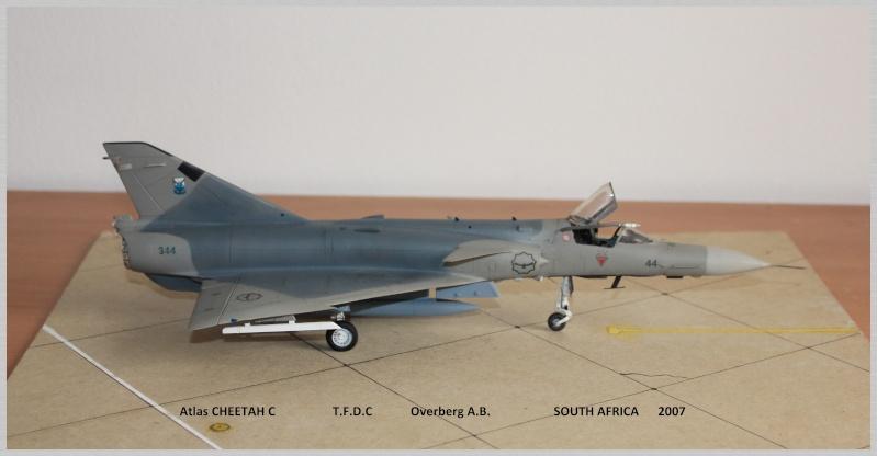 Atlas:/ Denel   CHEETAH  C  South African Air Force Img_6626