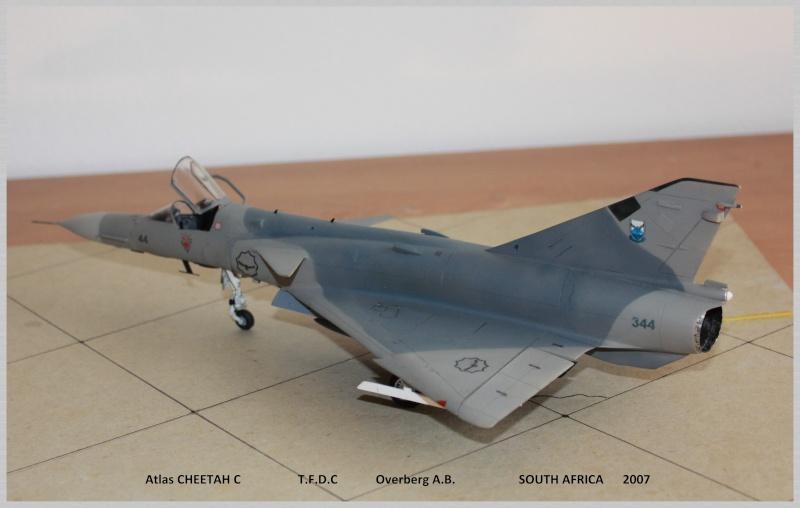 Atlas:/ Denel   CHEETAH  C  South African Air Force Img_6629