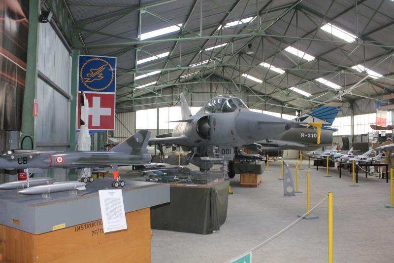 Musée Européen de l'Aviation de Chasse     Montélimar (France) Img_7115