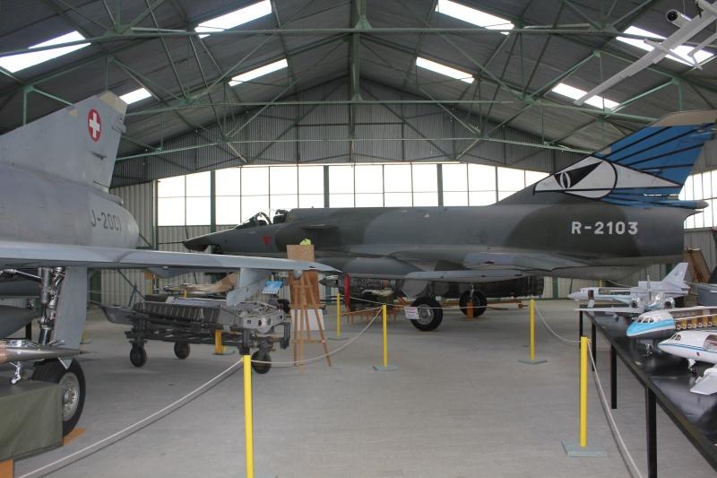 Musée Européen de l'Aviation de Chasse     Montélimar (France) Img_7116