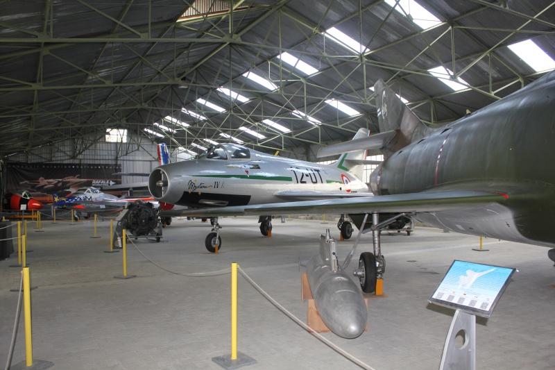 Musée Européen de l'Aviation de Chasse     Montélimar (France) Img_7129