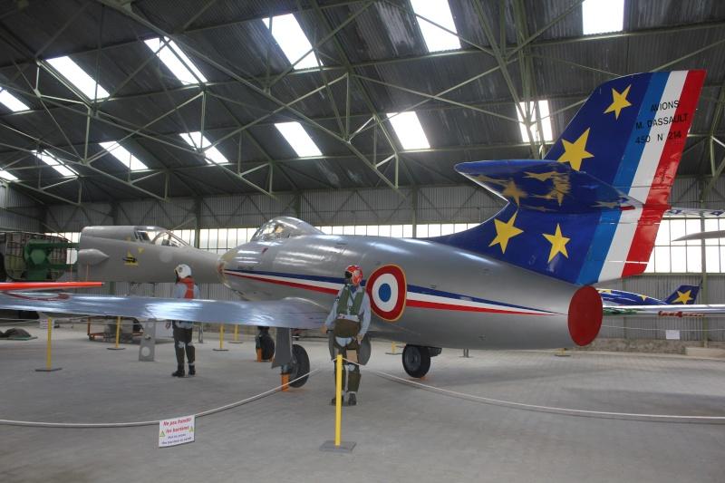 Musée Européen de l'Aviation de Chasse     Montélimar (France) Img_7131