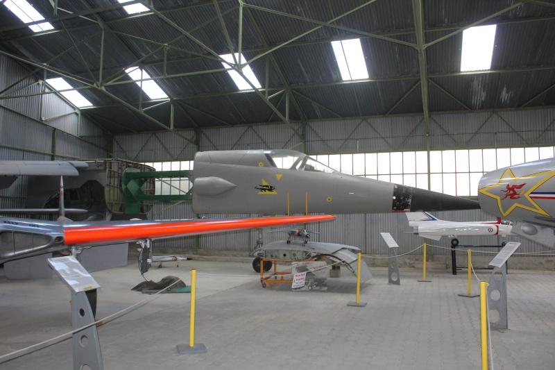 Musée Européen de l'Aviation de Chasse     Montélimar (France) Img_7132
