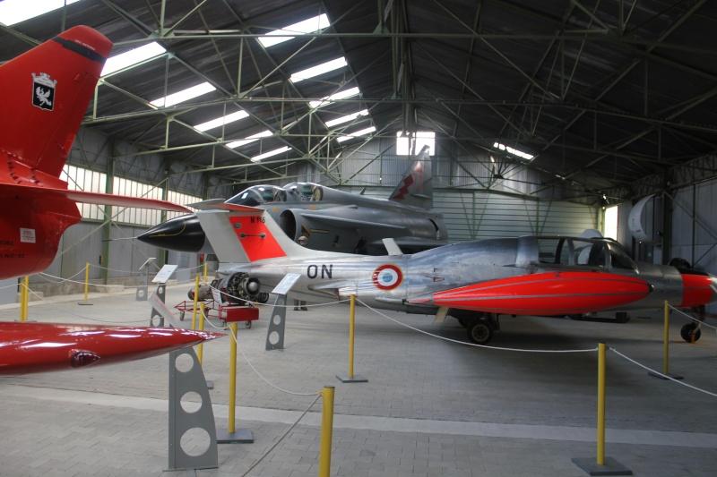 Musée Européen de l'Aviation de Chasse     Montélimar (France) Img_7136