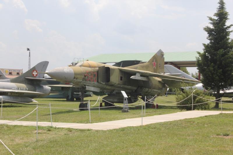 Musée Européen de l'Aviation de Chasse     Montélimar (France) Img_7219