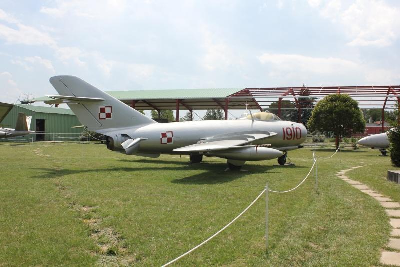 Musée Européen de l'Aviation de Chasse     Montélimar (France) Img_7226