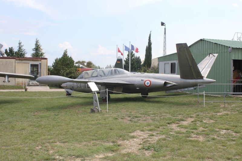 Musée Européen de l'Aviation de Chasse     Montélimar (France) Img_7232