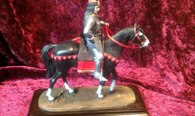 Dracula zu Pferd in 120mm von Verlinden Imag0416